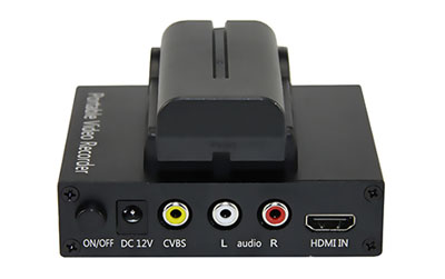 UR300 Camera Video Recorder